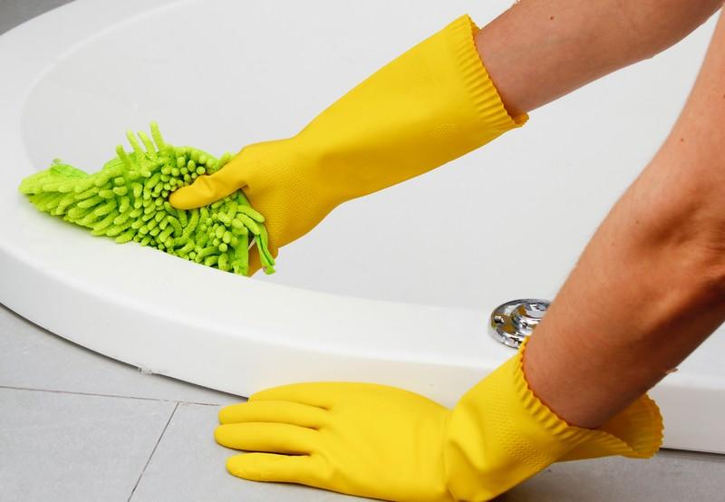 Clorox bathroom cleaner msds